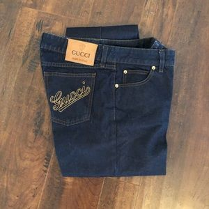 Authentic Gucci Jeans